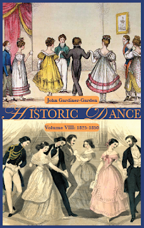 Historic Dance 1825-1850